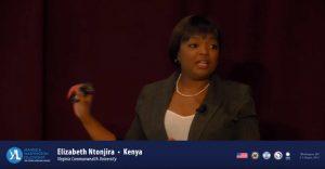Elizabeth Ntonjira, Equality [Youtube]