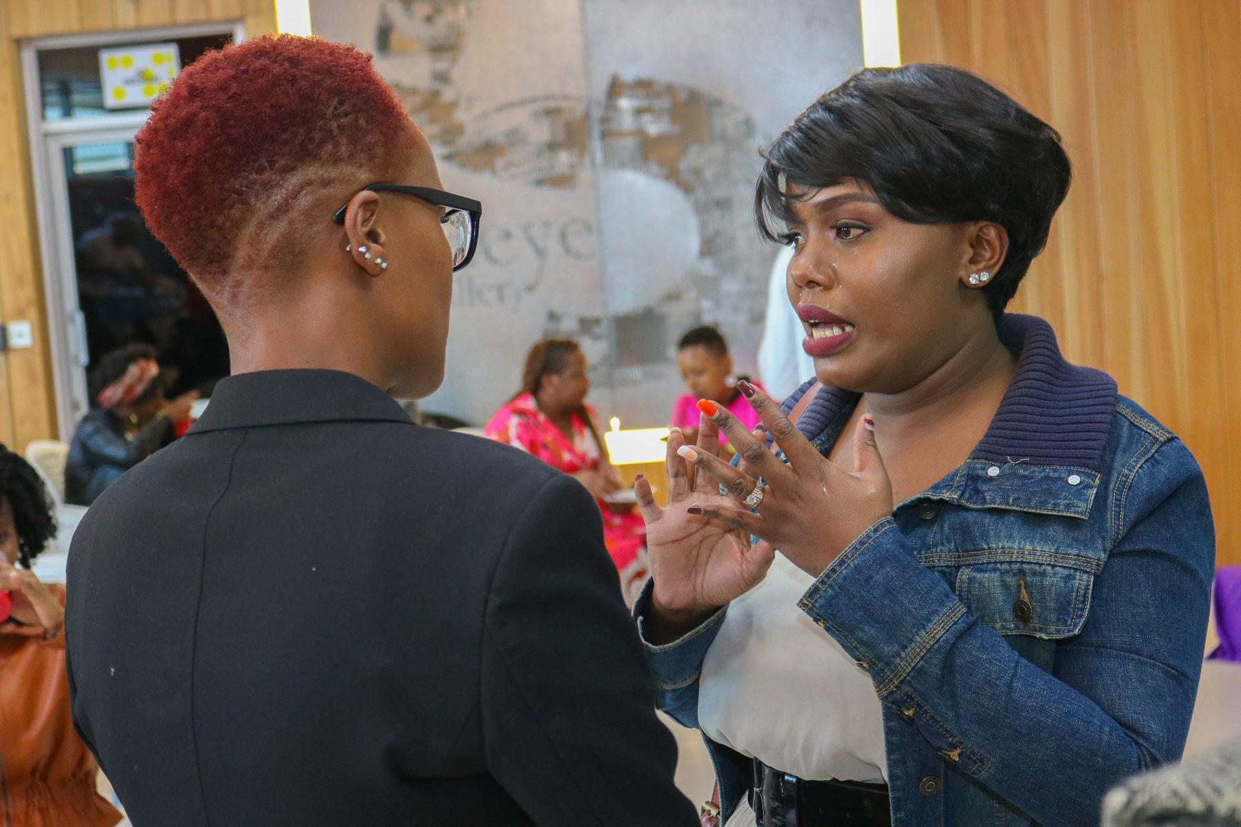 Lizz Ntonjira Network – Career Series – August 2019