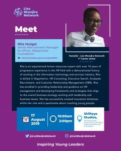 Meet Rita Muigai - Mastercard Foundation