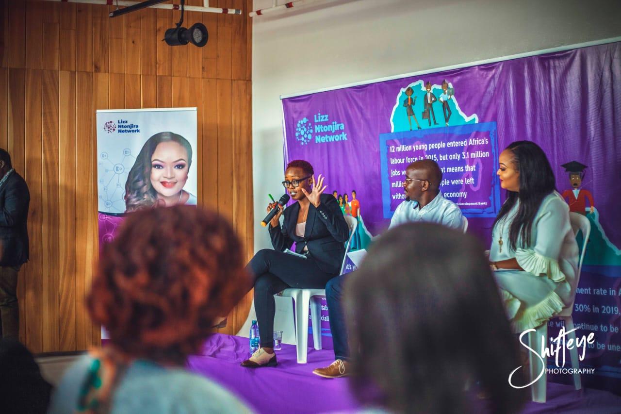 Lizz Ntonjira Network – Career Series - August 2019