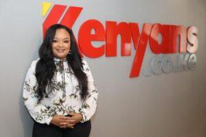 Why I quit NTV News Anchoring Job - Liz Ntonjira