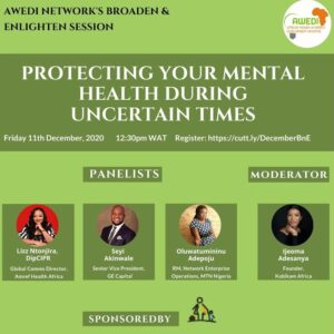Protecting Your Mental Health During Uncertain Times