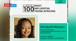 Lizz-Ntonjira-named-Top-100-2019-Most-Influential-Young-Africans
